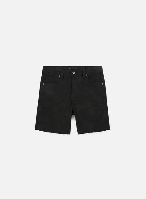 pantaloni globe dion hayday short black