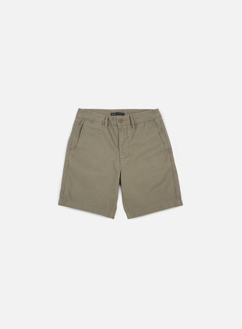 pantaloni globe goodstock chino short bark