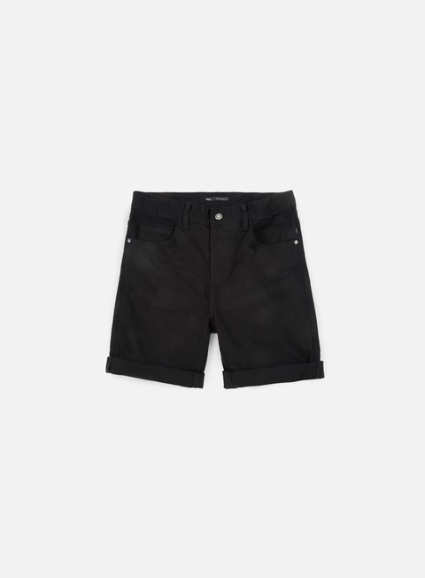 pantaloni globe goodstock denim short black