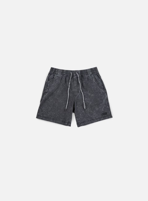 pantaloni globe leopold short washed lead