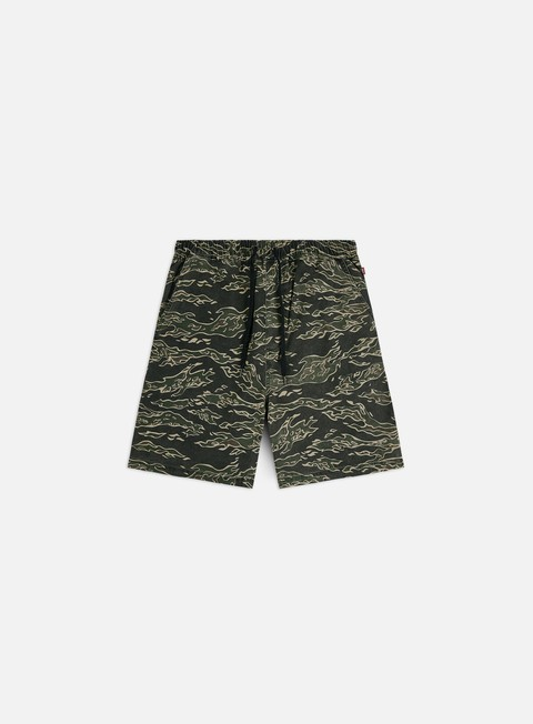 Globe Tiger Camo Walk Shorts