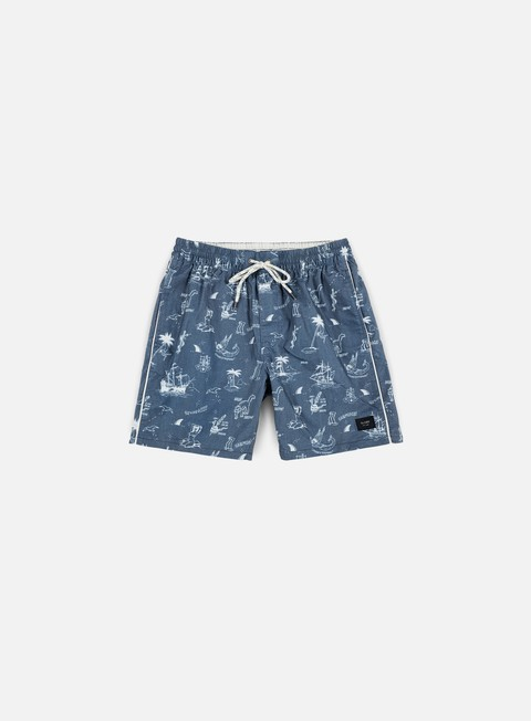 pantaloni globe vacation board short ink