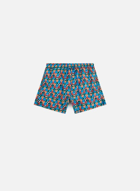 Outlet e Saldi Costumi da Bagno Happy Socks Hexagon Swim Shorts