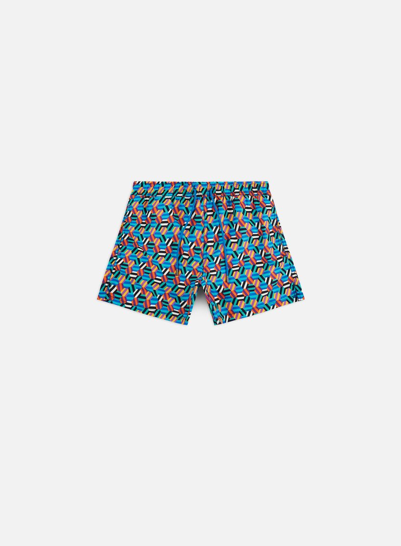 Happy Socks Hexagon Swim Shorts