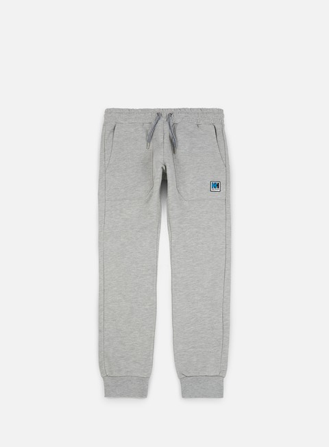 pantaloni helly hansen hh slim sweat pant grey melange