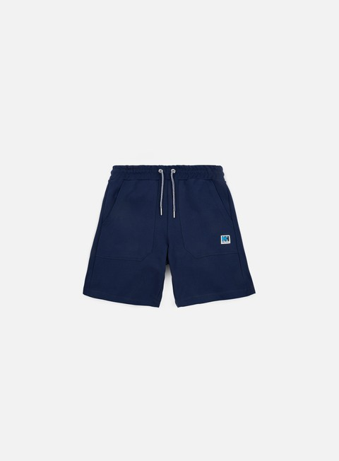 pantaloni helly hansen hh sweat short evening blue