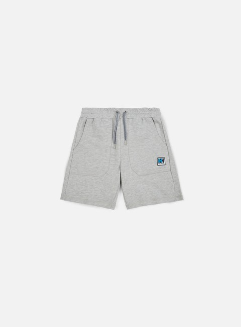pantaloni helly hansen hh sweat short grey melange
