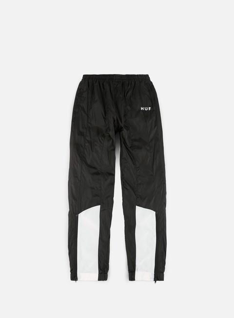 pantaloni huf arena track pant black