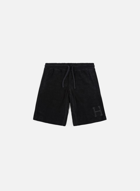 pantaloni huf clayton short black