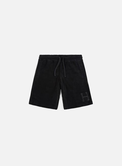 pantaloni huf clayton short black
