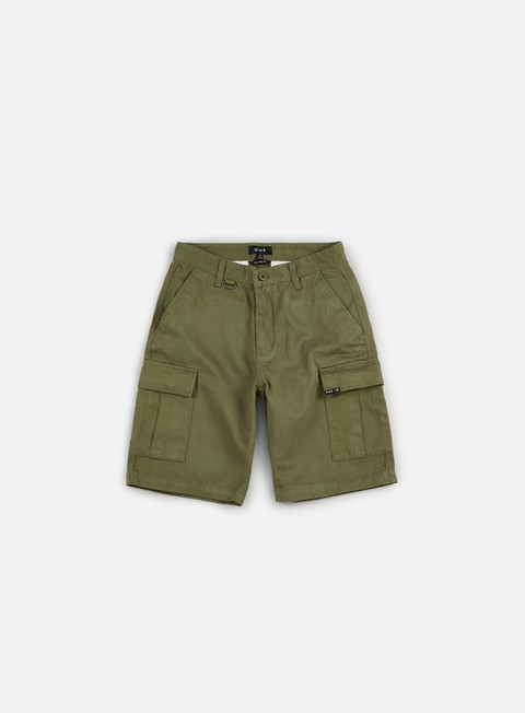 pantaloni huf fatigue cargo short olive drab