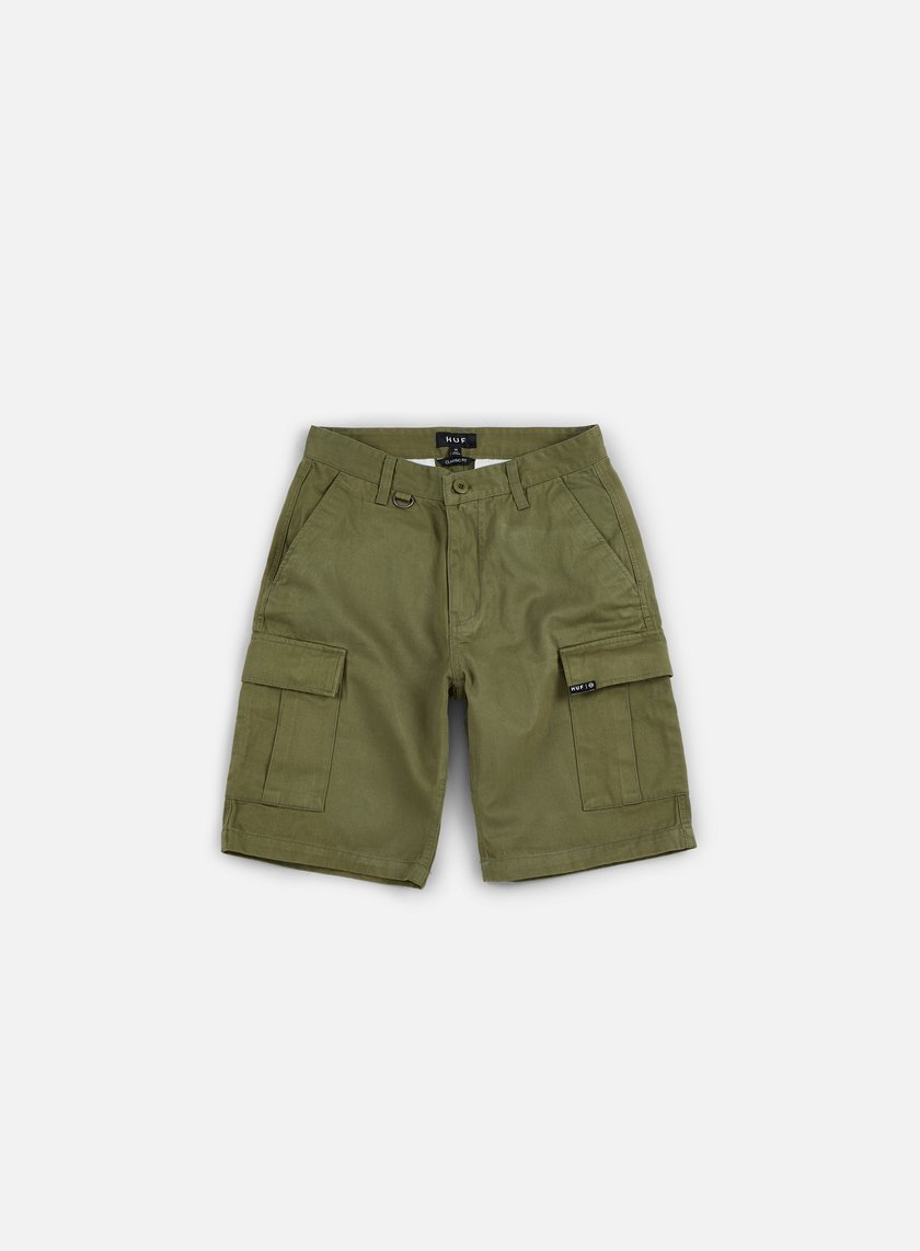 Huf - Fatigue Cargo Short, Olive Drab