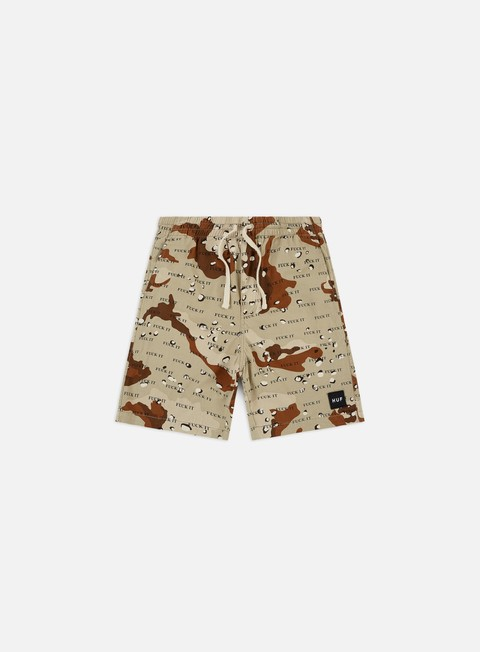 Outlet e Saldi Pantaloncini Corti Huf Fuck It Easy Shorts