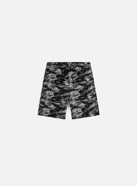 Huf Fuck It Tiger Camo Easy Shorts