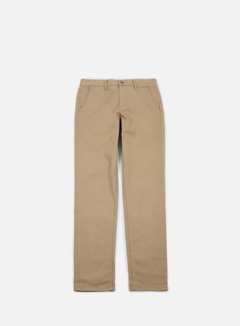 pantaloni huf fulton chino pant khaki