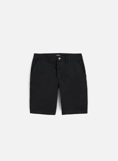 Huf - Fulton Slim Short, Black 1