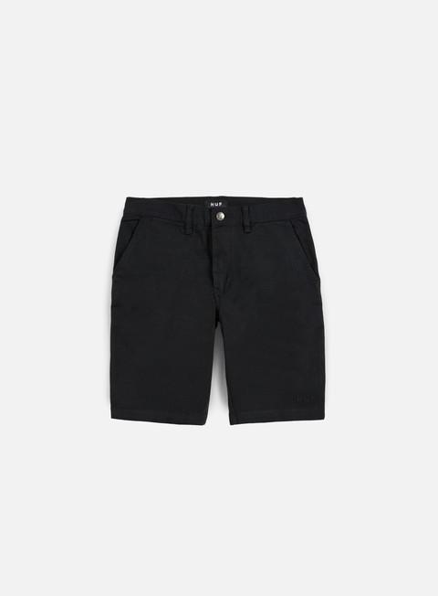 pantaloni huf fulton slim short black