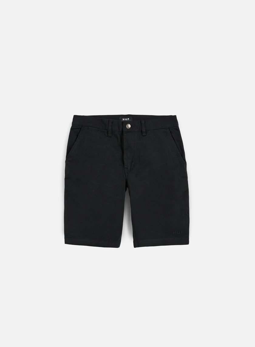 Huf - Fulton Slim Short, Black