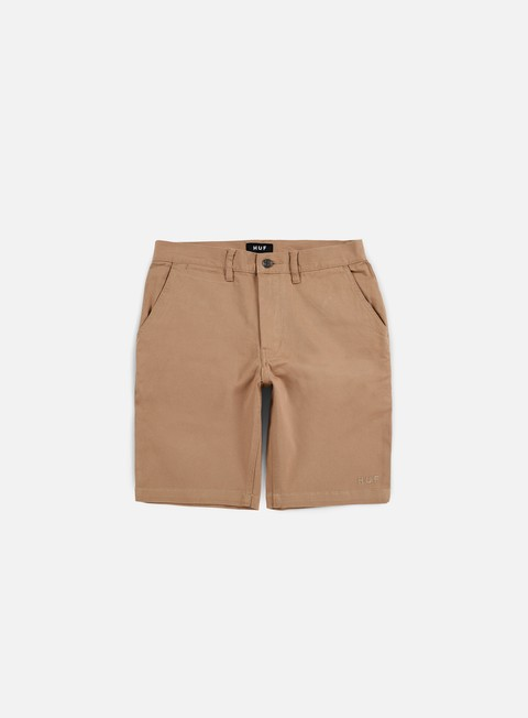 pantaloni huf fulton slim short khaki