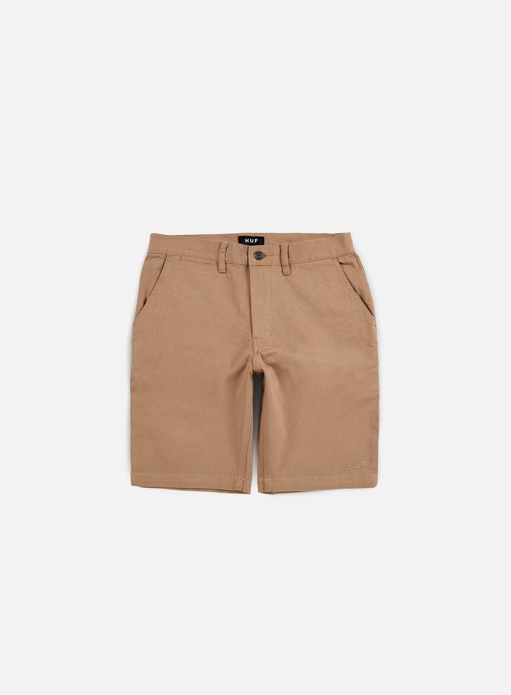 Huf - Fulton Slim Short, Khaki