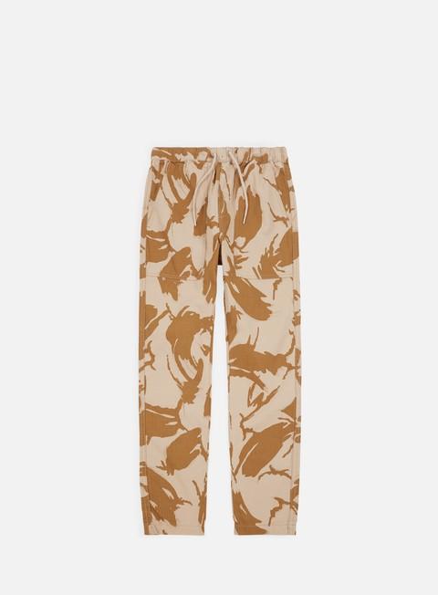 pantaloni huf neo camo easy pant birch