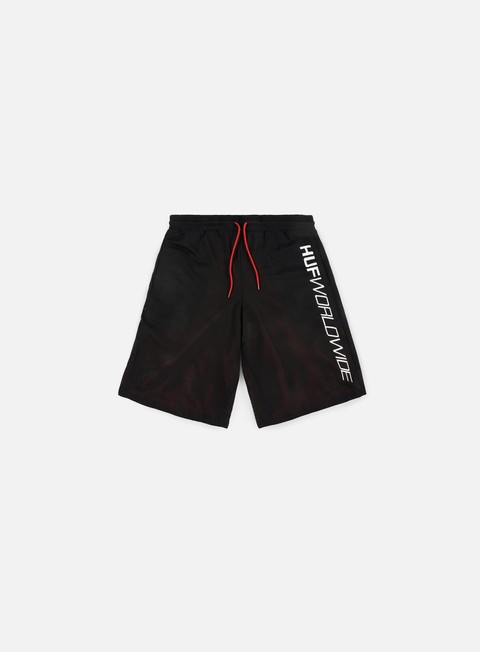 Shorts Huf Plantlife Reversibile Mesh Short