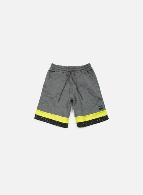 pantaloni iuter calf sweat shorts dark grey