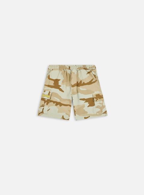 Pantaloncini Iuter Camo Cargo Shorts