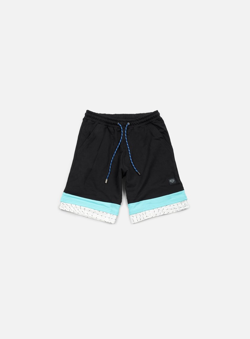 Iuter - Cattle Sweat Shorts, Black