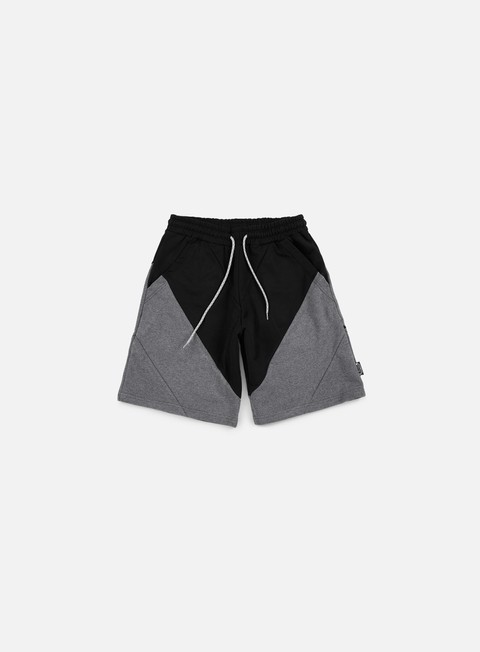 pantaloni iuter five shorts dark grey