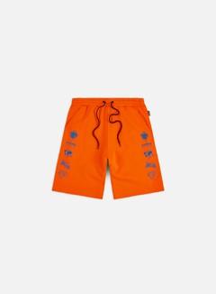 Iuter - Horns Shorts, Orange