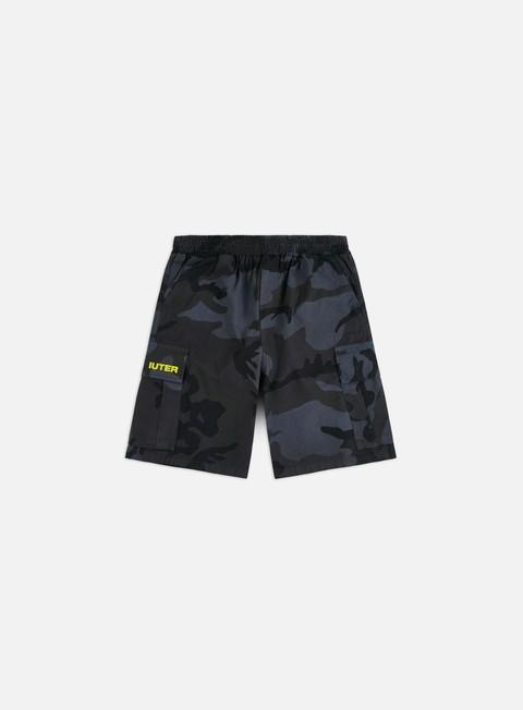 Shorts Iuter Jogger Camo Cargo Shorts