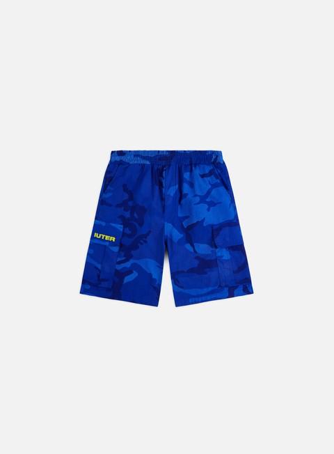 Outlet e Saldi Pantaloncini Iuter Jogger Camo Cargo Shorts