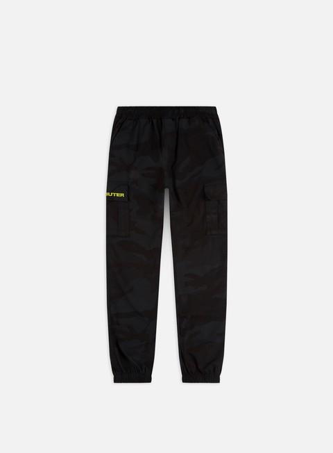 Pantaloni Jogger Iuter Jogger Cargo Camo Pant