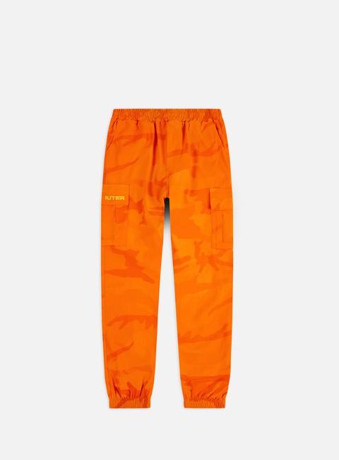Outlet e Saldi Pantaloni Lunghi Iuter Jogger Cargo Camo Pant