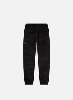 Iuter - Jogger Cargo Camo Pants, Black