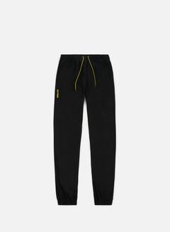 Iuter - Jogger Pants, Black/Yellow