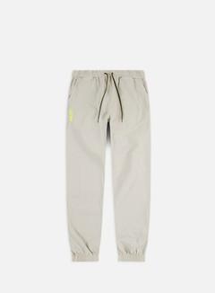 Iuter - Jogger Pants, Ice/Yellow Fluo