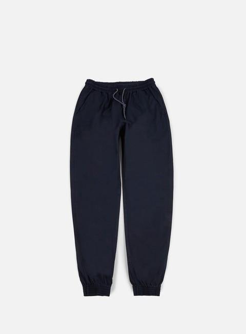 pantaloni iuter jogger pants navy