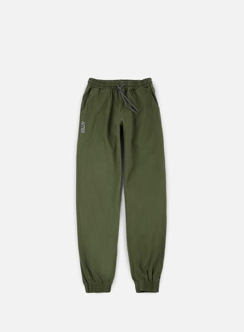 pantaloni iuter jogger pants olive