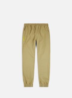 Iuter - Jogger Pants, Sand/Lime
