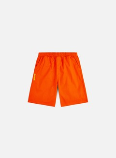 Iuter - Jogger Shorts, Orange/Yellow