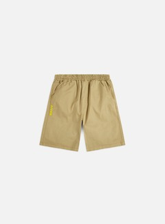 Iuter - Jogger Shorts, Sand/Yellow