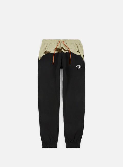 pantaloni iuter locut dpm sweatpants black