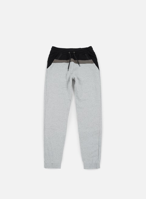 pantaloni iuter locut sweatpants light grey