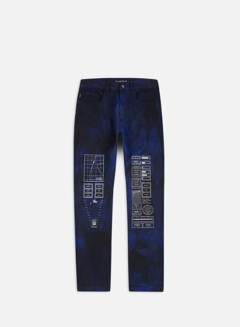 Outlet e Saldi Pantaloni Lunghi Iuter Radar Marble Pants