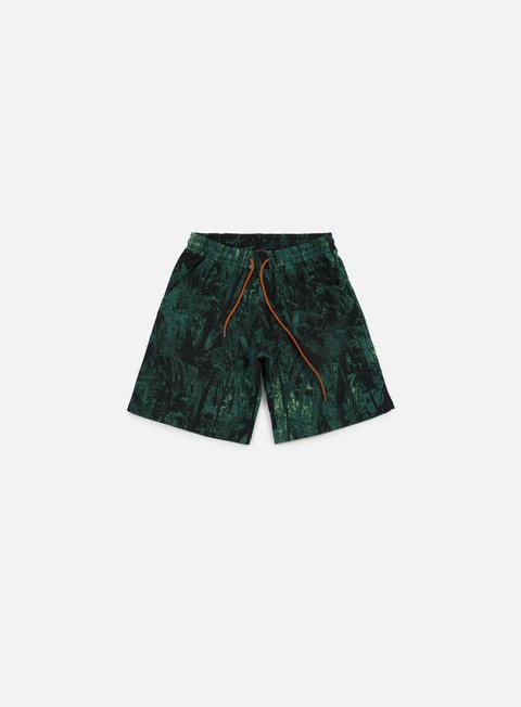 pantaloni iuter rainforest shorts green