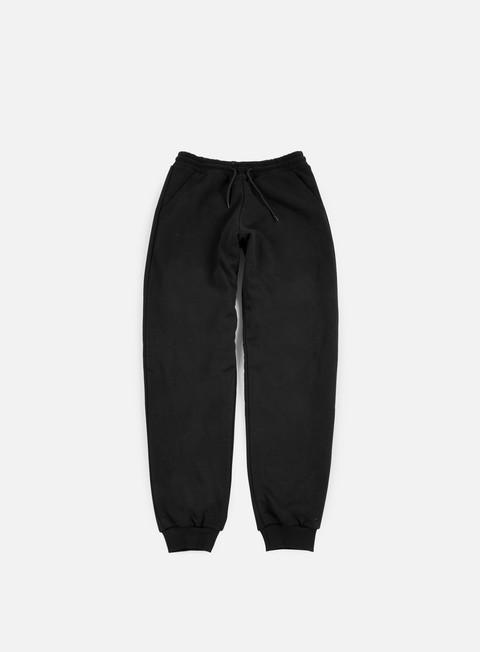 pantaloni iuter teddybear minilogo pants black