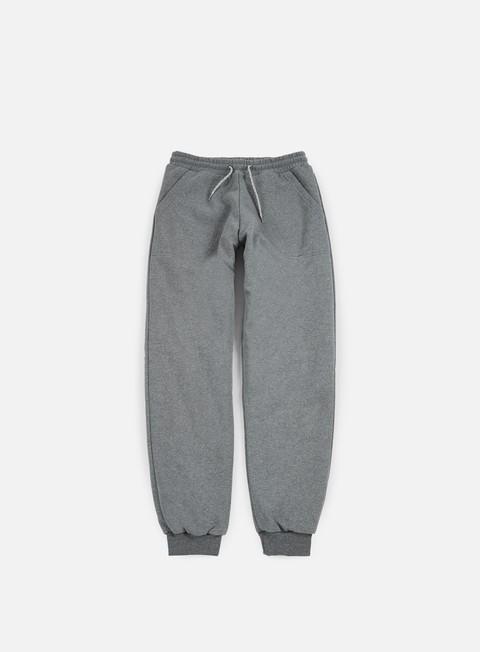 pantaloni iuter teddybear minilogo pants dark grey