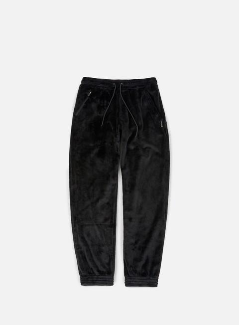pantaloni iuter teddybear pants black